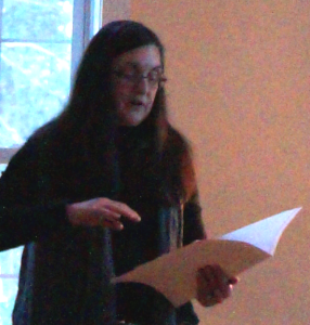 Janeen Rastall (MPC Reading at Joy Center, 2015)