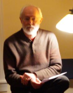Milton Bates (MPC Reading at Joy Center, 2015)